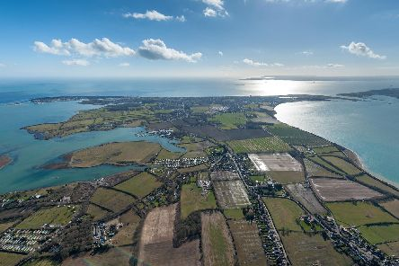 Hayling Island. Picture: Shaun Roster