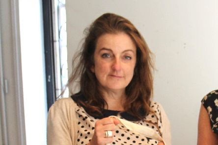 Heather Todd pictured in 2014 when she was Portsmouth City Council's assistant events manager