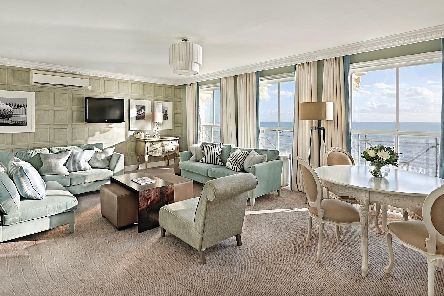 A luxury room at The Grand Brighton