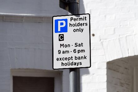 Plans to make changes to parking zones in Portsmouth have been put on hold