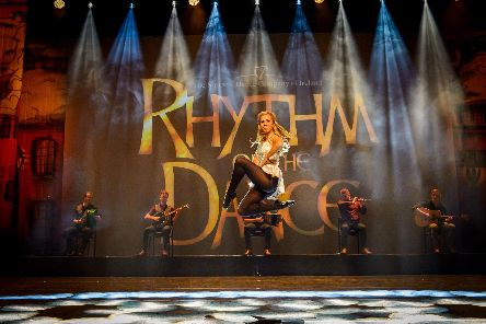 Rhythm of The Dance is at Ferneham Hall in Fareham on July 17, 2019. Picture: Wim Lanser.