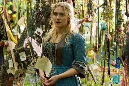 Kate Winslet in A Little Chaos. Picture: PA Photo/Alex Bailey/Lionsgate