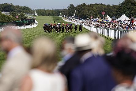 Goodwood is set to welcome a raft of international runners. Picture: Alan Crowhurst/Getty Images