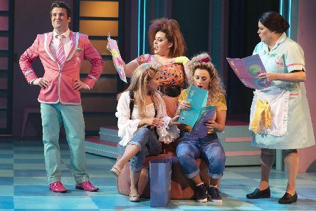 Club Tropicana is at Mayflower Theatre in Southampton until Saturday