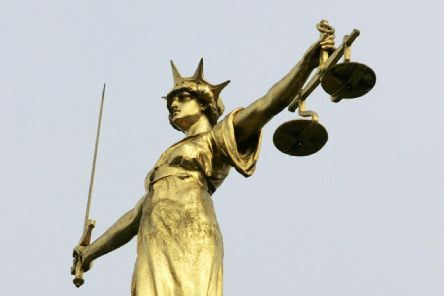 The bricklayer has been jailed fro not handing over a phone code