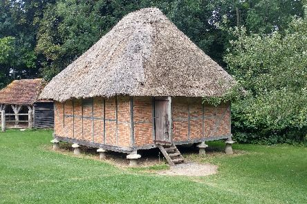 The Granary at Weald and Downland