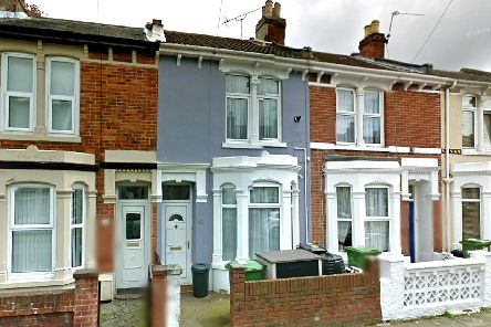 42 Beaulieu Road pictured in 2014 from Google Maps