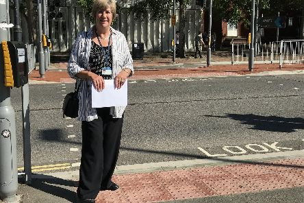 Cllr Lynne Stagg, cabinet member for traffic and transportation. Picture: Supplied