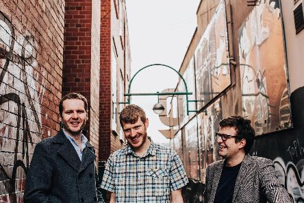 The Young'uns headline South Downs Folk Festival on September 19, 2019