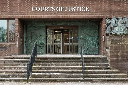 Portsmouth Crown Court'Picture: Csar Moreno Huerta