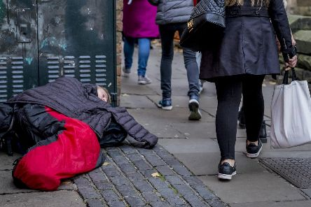 Verity feels so lucky to have a roof over her head in her warm comfortable home but fears some people have lost compassion for those who are homeless.