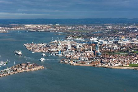The Great South Run takes place this weekend in Portsmouth. Picture Shaun Roster