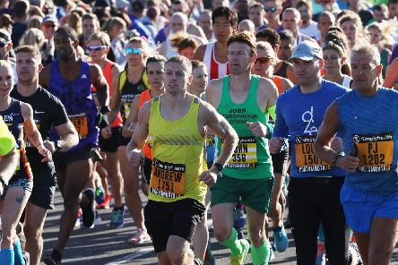 The Great South Run is this weekend. Picture: Chris Moorhouse