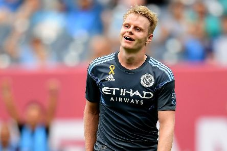 New York City's Gary Mackay-Steven   Picture: Emilee Chinn/Getty Images