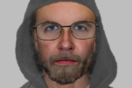Do you recognise this man? Picture: Hampshire Constabulary