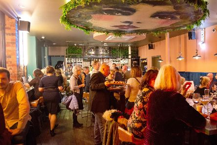 Street Balls in Spring Street, Portsmouth, has undergone a rebrand and is now called Cucina Galleria.''Picture: Emma Terracciano