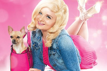 Gracey Spring stars in Legally Blonde in Rugby