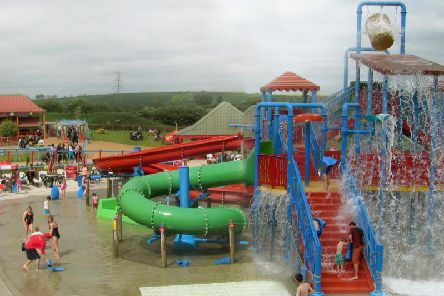 Twinlakes water park will be closed until further notice while investigations continue