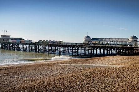 Hastings Pier will remain closed until March