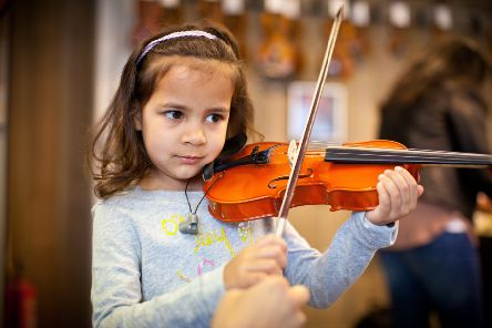 Learn to Play Day  - a free national event to encourage everyone in the UK to start making music SUS-190319-142841001