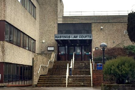 Hastings Law Courts