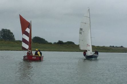 RHSC Sailability play host to Mariners of Bewl SUS-190625-090825001