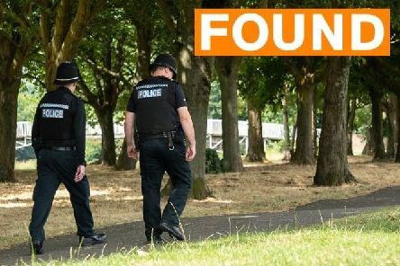Picture supplied by Sussex Police SUS-180812-180612001