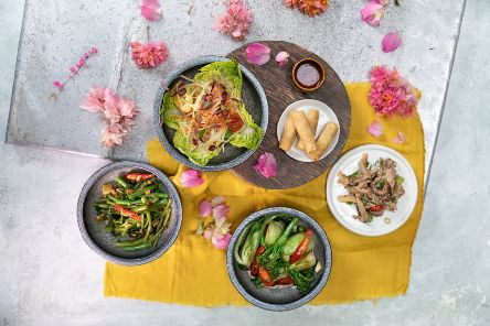 The award recognises consistent dedication to traditional Thai methods in cuisine, service and high standards