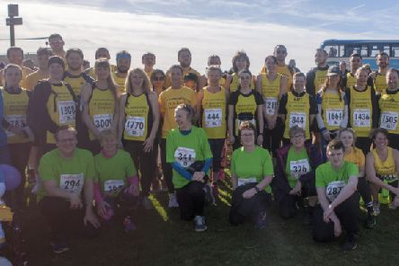 St Michael's Hospice have put the call out to runners across 1066 country
