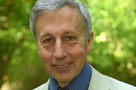 Dr Tony Whitbread is taking a leading role in nature conservation as the president of Sussex Wildlife Trust