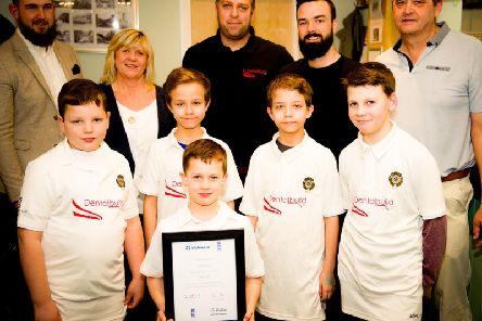 Rustington have been awarded Clubmark status