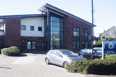 Chichester Custody Centre GV SUS-160915-105203001