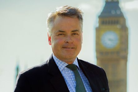 Tim Loughton, MP for East Worthing and Shoreham SUS-180726-092655003