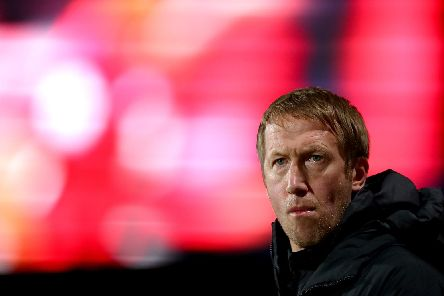 Brighton and Hove Albion head coach Graham Potter will take his squad to the Premier League's surprise package Sheffield United this Saturday
