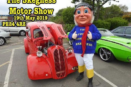 Skegness Motor Show is taking place at Kartworld at Low Road, Croft, on Sunday.
