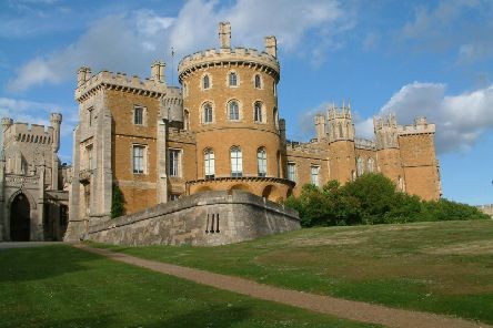 Belvoir Castle PHOTO: Supplied EMN-181023-101422001