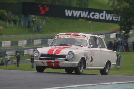 Balfe made a winning return to 'home' circuit, Cadwell Park EMN-190617-092230002