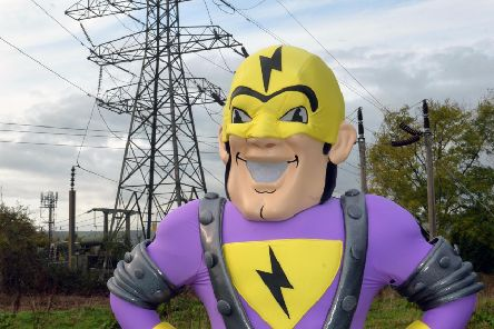 Pylonman issues a summer time warning from Western Power Distribution. EMN-190716-172020001