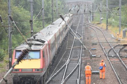 Rail services to be disrupted by more engineering work on the East Coast Main Line early next year. EMN-191014-105908001
