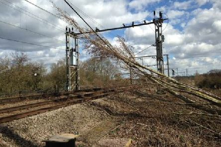 Passengers are warned to expect disruptions and check before they travel on railways over the weekend due to Storm Ciara. EMN-200702-164617001