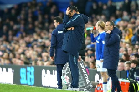 Maurizio Sarri (Photo by Alex Livesey/Getty Images)