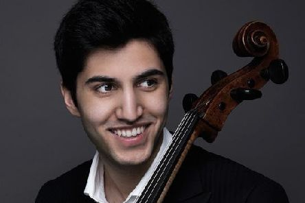 London Philharmonic Orchestra featuring cellist Kian Soltani