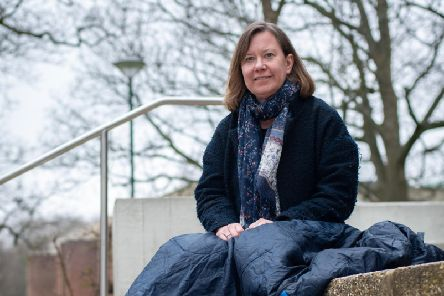 University of Sussex Pro Vice Chancellor for Education and Students Kelly Coate.