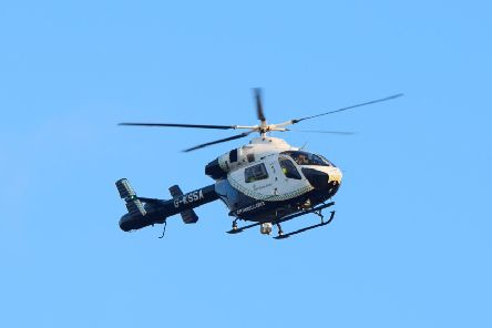 A 53-year-old woman from Hassocks was airlifted to hospital following the collision