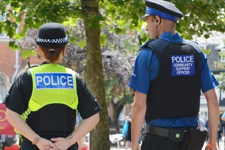 Why do I have to do what Sussex Police are meant to do?