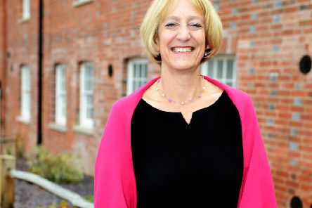 Chief executive of Chailey Heritage Foundation Helen Hewitt