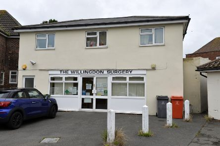 The Willingdon Surgery in Lower Willingdon, Eastbourne (Photo by Jon Rigby) SUS-190910-150221008
