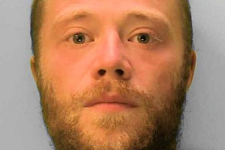 Arron Owston, photo by Sussex Police SUS-191214-103952001