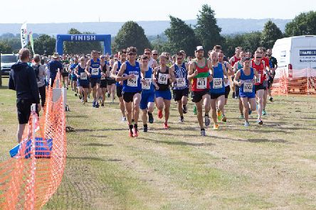 Thame 10k. Picture Chris Downs