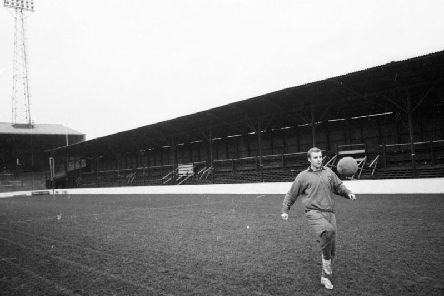 Bobby Moore was awarded the OBE on January 1, 1967